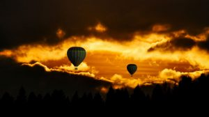 Travel Hot Air Image credit Pixabay/Gellinger