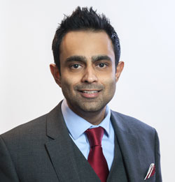 Azeem Aleem, Vice President Consulting at NTT Security