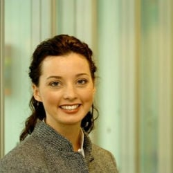 Cloda O'Dea, Human Resources Executive at EY (Image source linkedin)