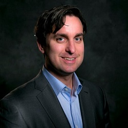 Corey Tollefson is SVP & GM at Infor Retail (Image credit/LinkedIn/Corey Tollefson)