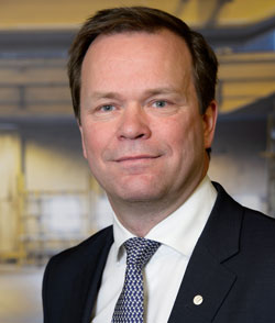 Eivind Kallevik, Chief Financial Officer, Norsk Hydro