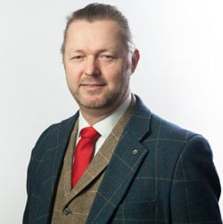 David Gray, Senior Manager & Practice Lead, NTT Security