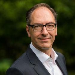 Kees van den Houten, Benelux country manager at Infor (Image credit LinkedIN)