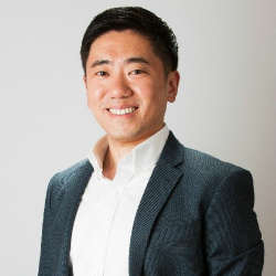Michael Chin, Blockmason's Chief Executive Officer
