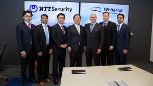 NTT Acquires WhiteHat Security