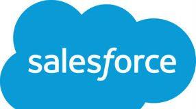 Salesforce Logo NiB