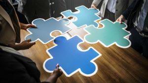 Accomplished business puzzle image credit pixabay/rawpixel