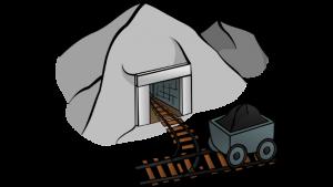 Coal mine image credit Pixabay/Clker-Free-Vector-Images