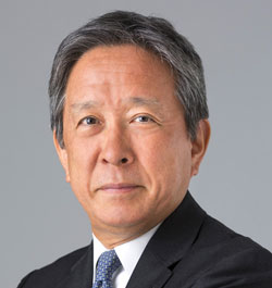 Katsumi Nakata, Chief Executive Officer, NTT Security