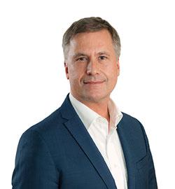 Nils Brauckmann, CEO, SUSE