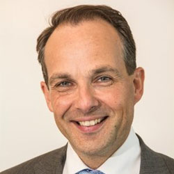 Bas Burger, CEO of Global Services, BT