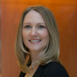 Dana Hamerschlag, chief product officer at Miller Heiman Group (Image credit LinkedIN)