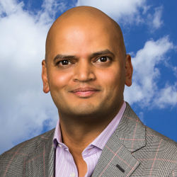 Harish Mohan, VP Global Strategy and International Operations (Image credit Linkedin)