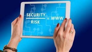 Cyber Risk : Image credit Pixabay/geralt