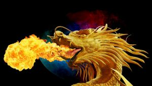 Dragon breath IMage credit Pixabay/Josch13