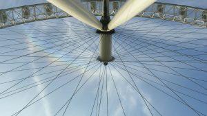 London Eye , Image credit pixabay/Skeeze