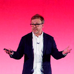 Andy Steer, VP Chief Technology Officer, itelligence Business Solutions UK Ltd (Image credit Linkedin)
