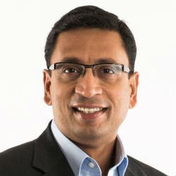 Himanshu Palsule, President, CPO and CTO at Epicor (Image credit Linkedin)