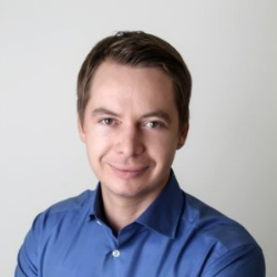 Pavel Matveev, CEO and Co-Founder, Wirex