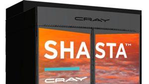 Cray Shasta (Image Credit: Cray)