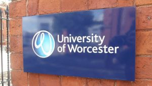 University of Worcester: Elliott Brown from Birmingham, United Kingdom [CC BY-SA 2.0 (https://creativecommons.org/licenses/by-sa/2.0)]