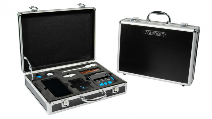 VeChain portable hardware