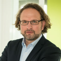 Matthias Thurner , Chief Product Officer Unit4 (Image credit Xing)