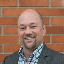 Bert-Owe Josefsson, Regional Manager for Infor M3, Columbus (image credit Linkedin)