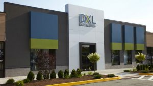 DXL Men's Apparel store located in Natick, MA. JCarnellDXLG [CC BY-SA 4.0 (https://creativecommons.org/licenses/by-sa/4.0)]