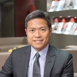 Elton Yeung, Strategy and Innovation Leader, PwC Mainland China and Hong Kong