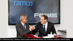 Forwardis contract signing with Ramco (c) Ramco