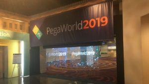 Pega World 19 PW19 (c) 2019 S Brooks
