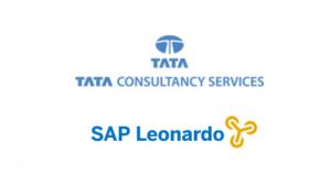 TCS+SAP Leonardo Logos