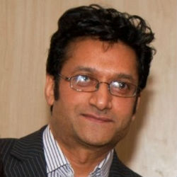 Umesh Pankhania, Springbok, Managing Director (Image credit Linkedin)