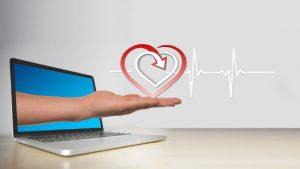 Heart Online (Image credit pixabay/Geralt)
