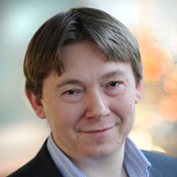 Aleksander Gorkowienko, Managing Consultant for Spirent Communications