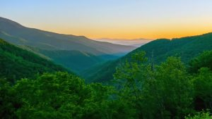 Blue Ridge Mountains Morning After (Image credit pixabay/Publicdomainpictures)