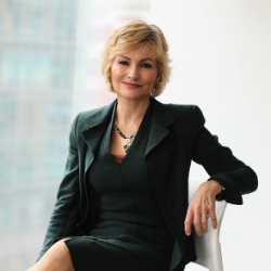 Bridget van Kralingen, Senior Vice President IBM Global Markets (Image Credit: LinkedIn)