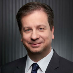Luka Mucic, SAP CFO and member of the Executive Board of SAP SE (IMage credit SAP)