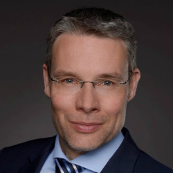 Rolf Nafziger, SVP of Deutsche Telekom Global Carrier