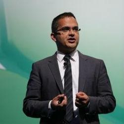Zahir Khoja, Executive Vice President, Global Merchant Solutions and Partnerships at Mastercard (Image credit Linkedin)
