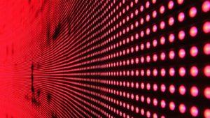 LED Structure, IMage credit PIxabay/darf_nicht_mehr_hochladen
