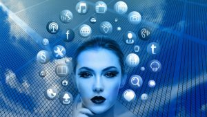 Woman communications image credit pixabay/geralt