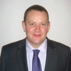 Adrian Banks, Finance Director, A-Safe