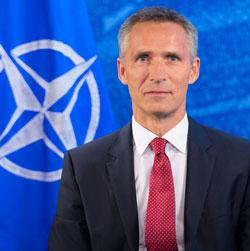 Jens Stoltenberg, Secretary General of NATO