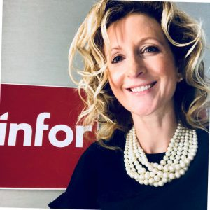 Susan Beal, chief customer officer, Infor