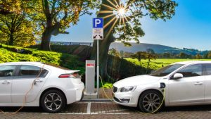 Car electric fuel Image by (Joenomias) Menno de Jong from Pixabay
