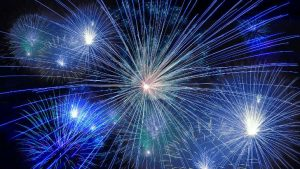 Fireworks Image by Gerd Altmann from Pixabay