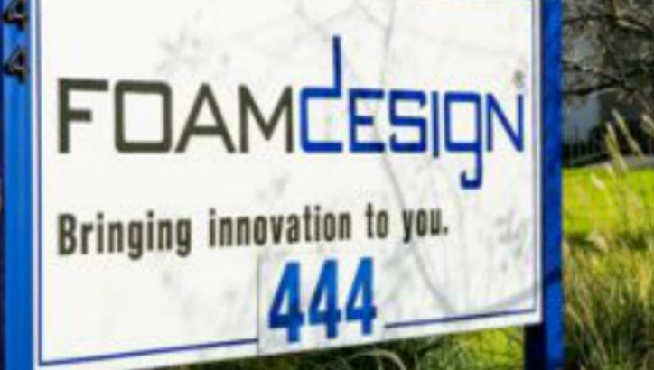 Foam Design Reduces Accounting Workload By 25 With ERP
