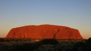 Uluru Ayers Rock : Image by Petra62 from Pixabay